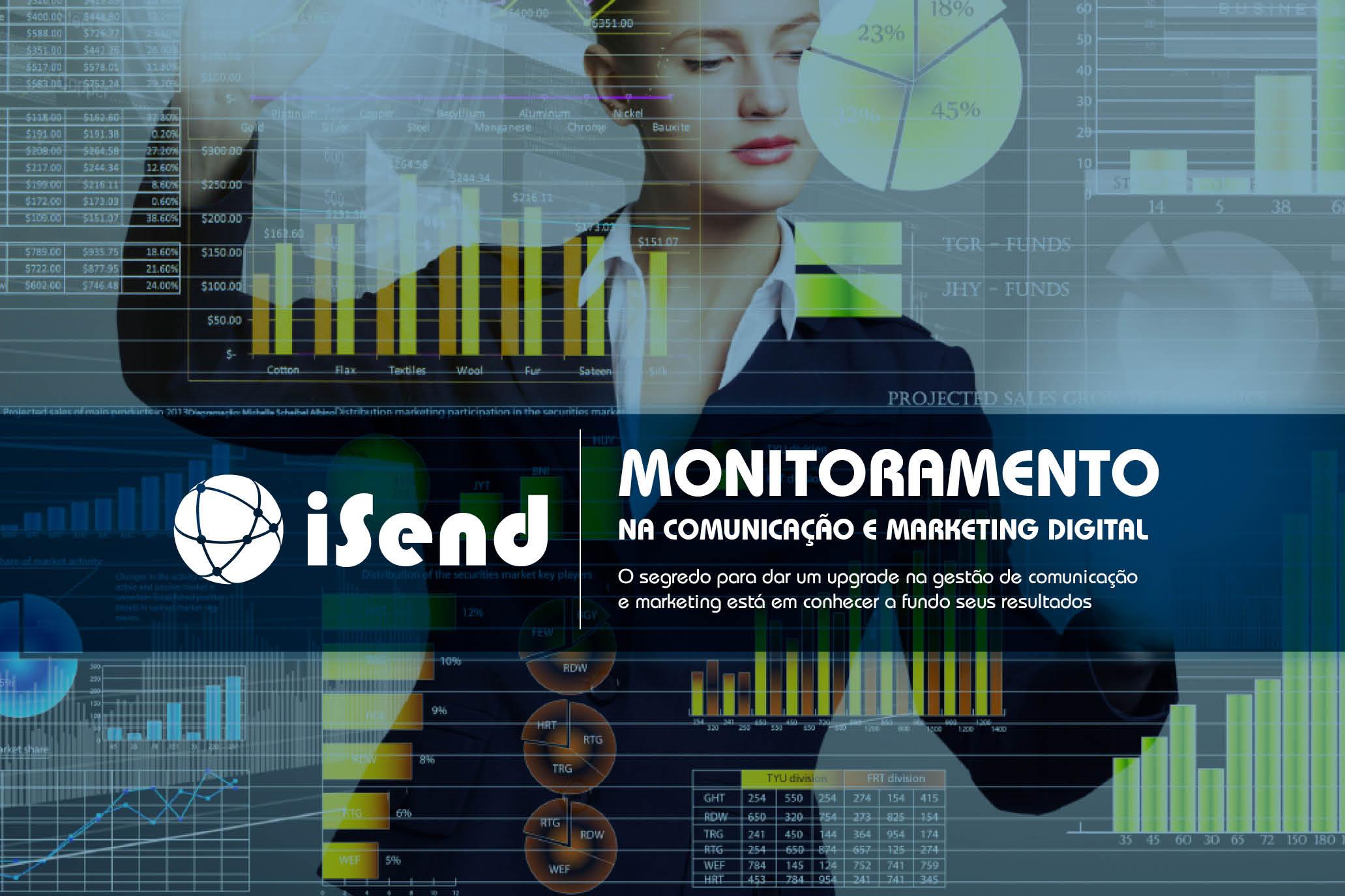 Revista iSend - Monitoramento